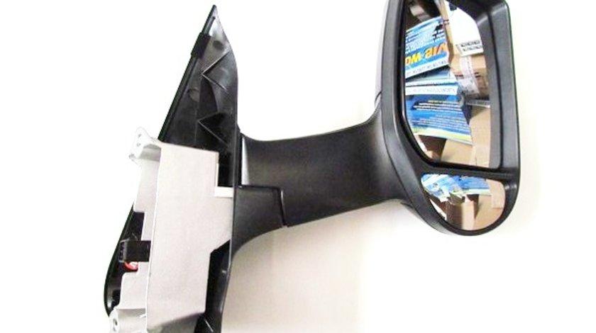 Oglinda stanga 60-011 compatibila Ford Transit brat lung electrica VistaCar