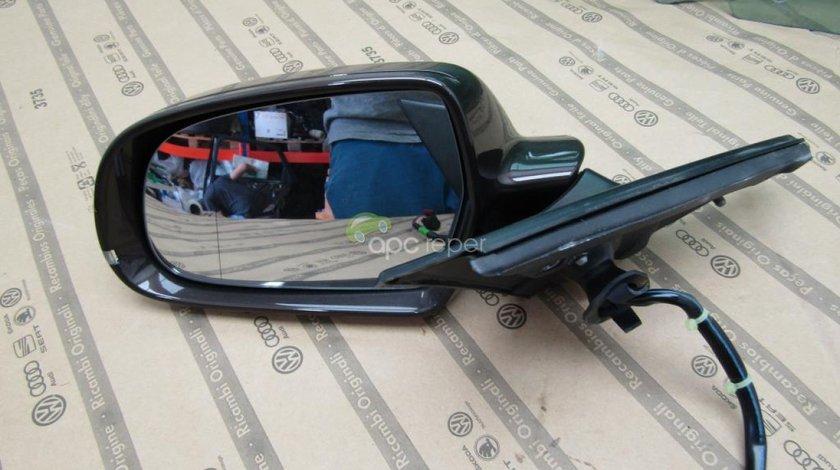 Oglinda stanga Audi A4 8K B8 Facelift 2012 - 2015 6 fire