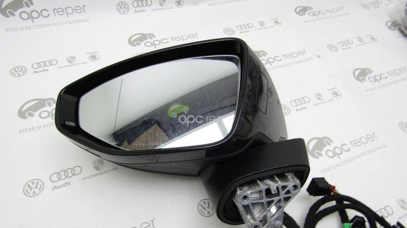 Oglinda stanga Audi A7 4K C8 an 2019 Camera, Sidde-assist, Rab Electrica 13 fire + camera
