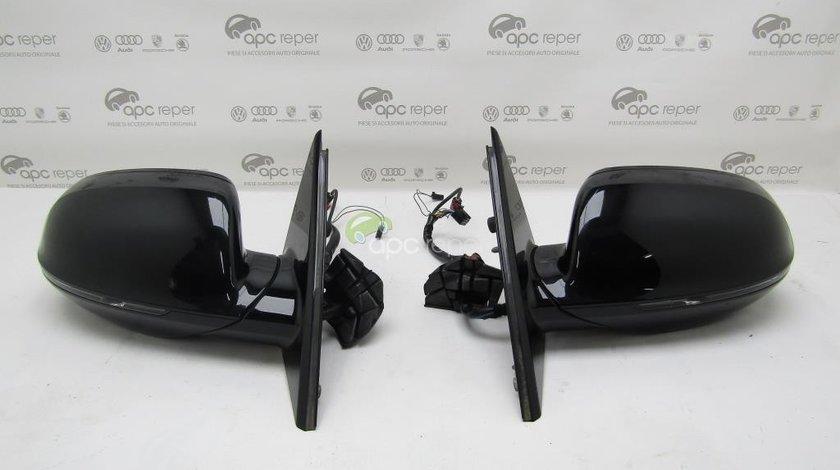 Oglinda stanga Audi A8 4H - Cod: 4H1857409N