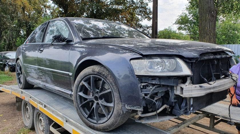 Oglinda stanga completa Audi A8 2004 facelift 3.7 benzina BFL