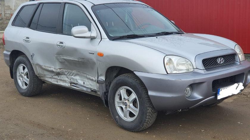 Oglinda stanga completa Hyundai Santa Fe 2005 4x4 automata 4WD 2.0 CRDI