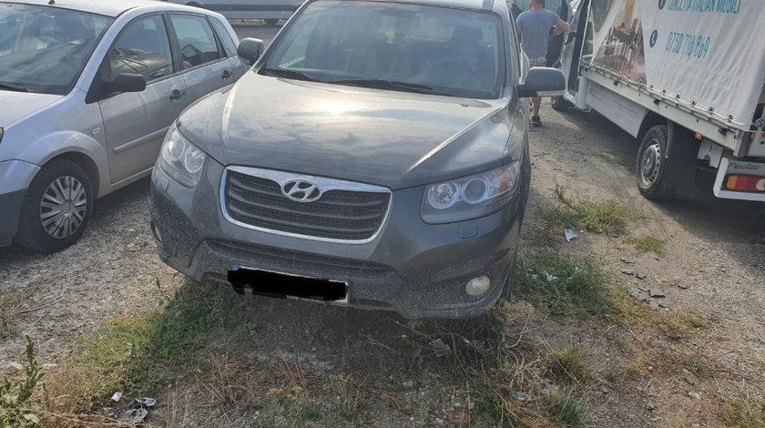 Oglinda stanga completa Hyundai Santa Fe 2012 4x4 facelift 2.2 crdi d4hb