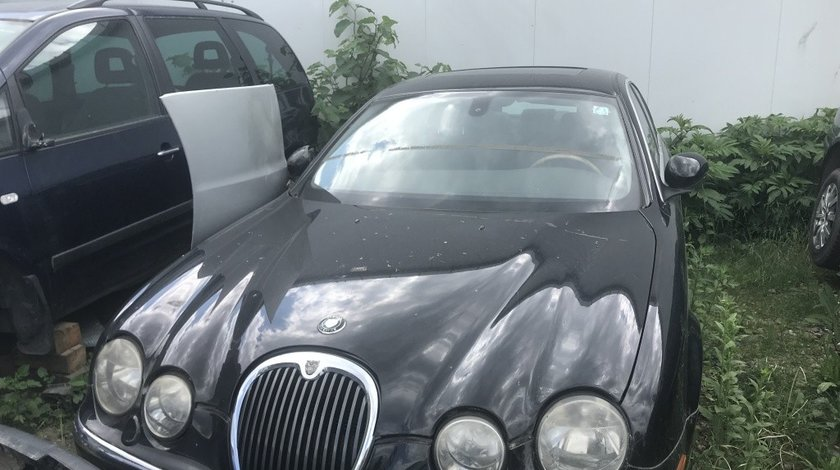 Oglinda stanga completa Jaguar S-Type 2004 limuzina 3.0 i