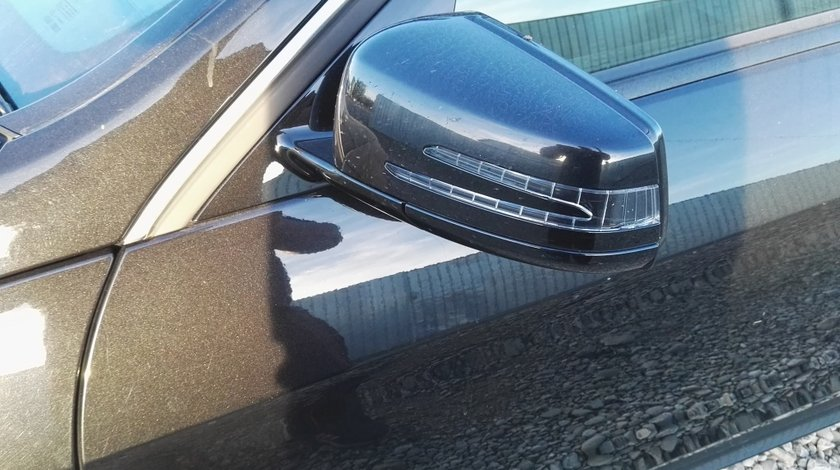 Oglinda stanga completa Mercedes E-class W212