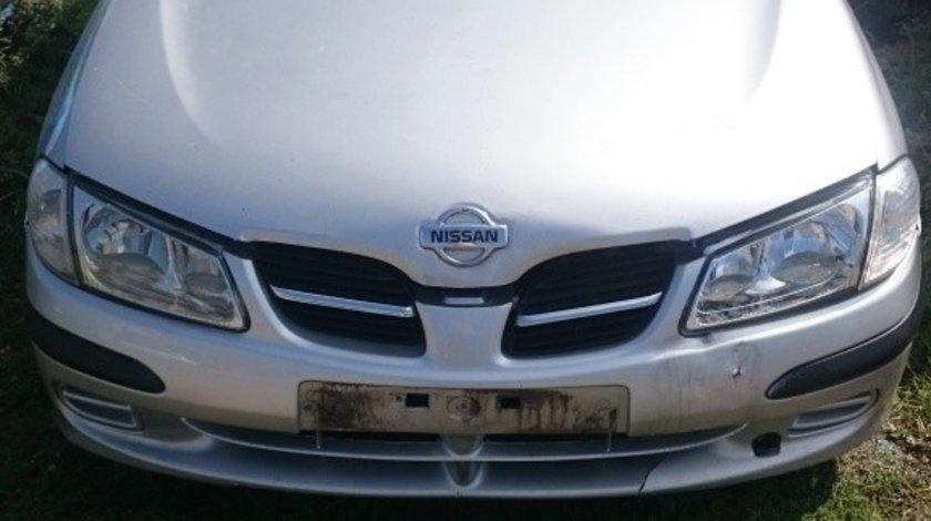Oglinda stanga completa Nissan Almera 2001 hatchback 3d 2.2D