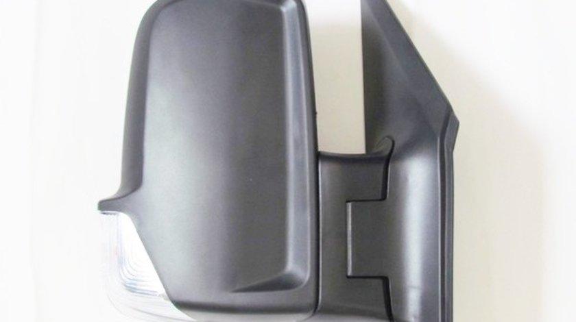 Oglinda stanga cu brat scurt electrica compatibila Mercedes si VW.