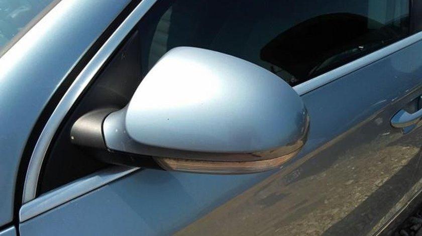 Oglinda stanga cu lumina ambientala si retractabila electric vw passat b6