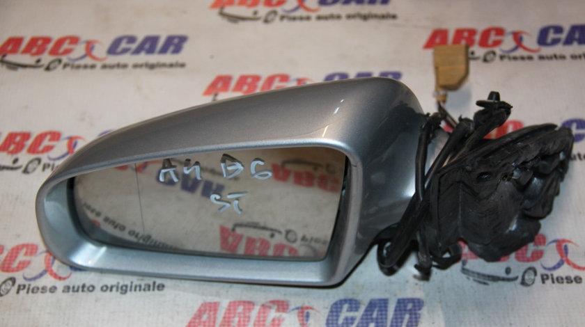 Oglinda stanga electrica 5fire, Audi A4 46 2000-2004