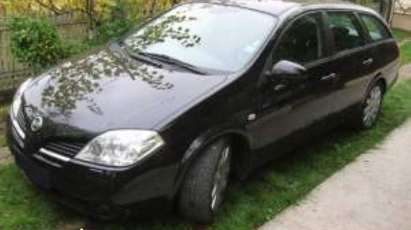 Oglinda stanga electrica Nissan Primera an 2002