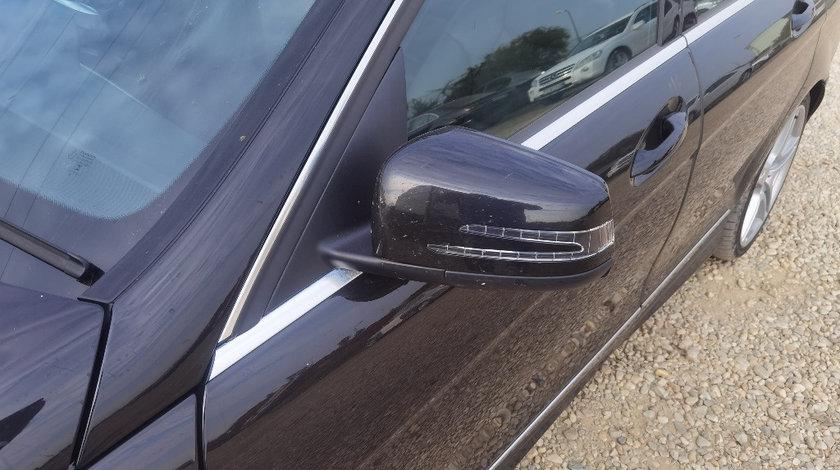 Oglinda stanga rabatabil electric Mercedes C Class W204 facelift