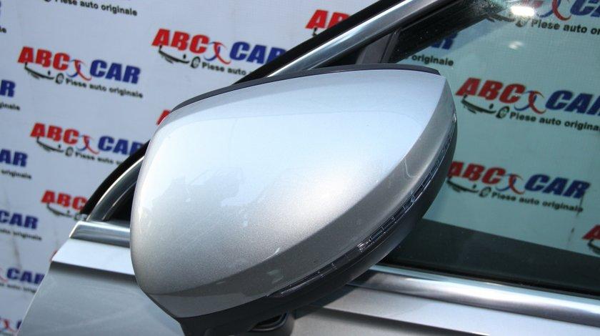 Oglinda stanga rabatabila full electrica cu Side Assist VW Tiguan AD1 model 2017