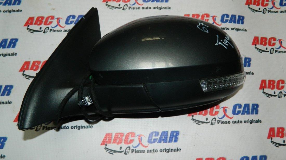 Oglinda stanga VW Tiguan 5N cod: 5N1857501AF