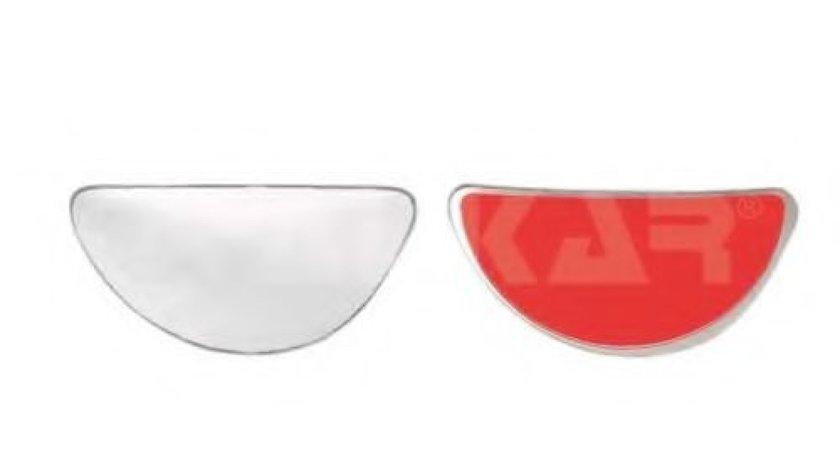 Oglinda, sticla FORD TRANSIT platou / sasiu (FM, FN) (2000 - 2006) ALKAR 6481960 piesa NOUA