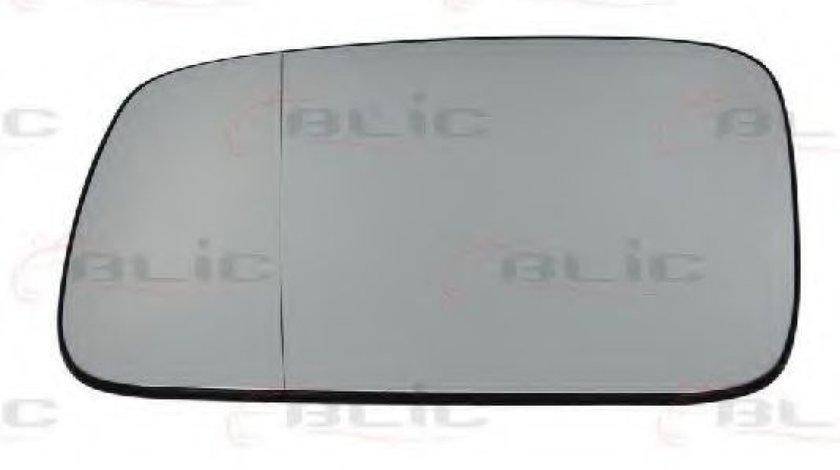 Oglinda, sticla VW TRANSPORTER IV bus (70XB, 70XC, 7DB, 7DW, 7DK) (1990 - 2003) BLIC 6102-02-1211993P piesa NOUA
