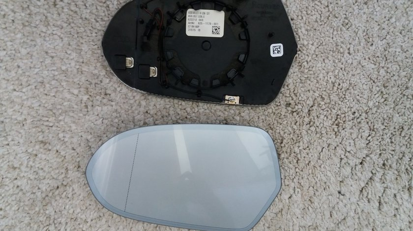 Oglinzi Audi a6 c7 2012-16 cu electrocrom (antiorbire) originale