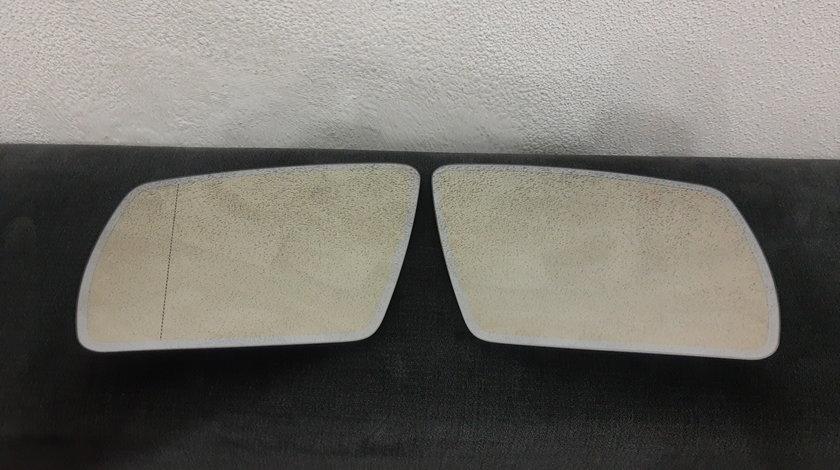 OGLINZI Audi Allroad A6 C5 OEM RH Glass Dimmer & încălzire 2000-1012 heliomate