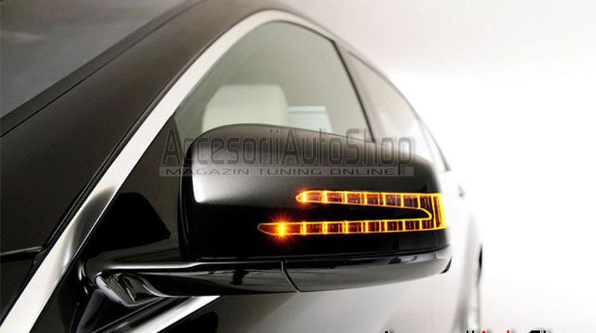 Oglinzi Mercedes W221 facelift
