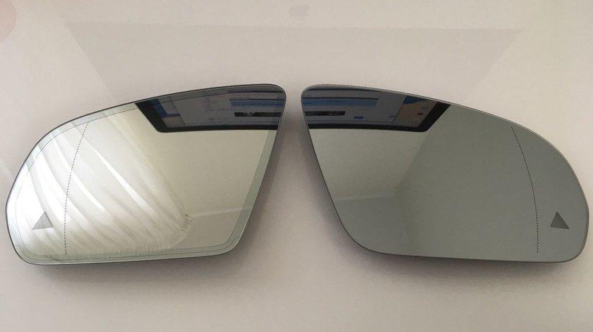 Oglinzi Originale Mercedes C,E,S GLC class AMG cu Avertizare model Nou