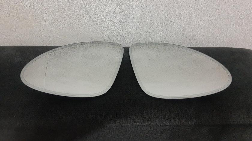 Oglinzi Porsche Cayenne 2014-2020 heliomate si incalzite (doua fire si o mufa) originale