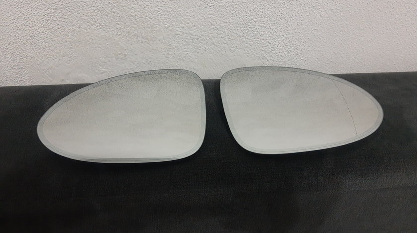 Oglinzi Porsche Macan GENUINE LH & RH sticlă oglindă SET de încălzire din anul 2013-2020