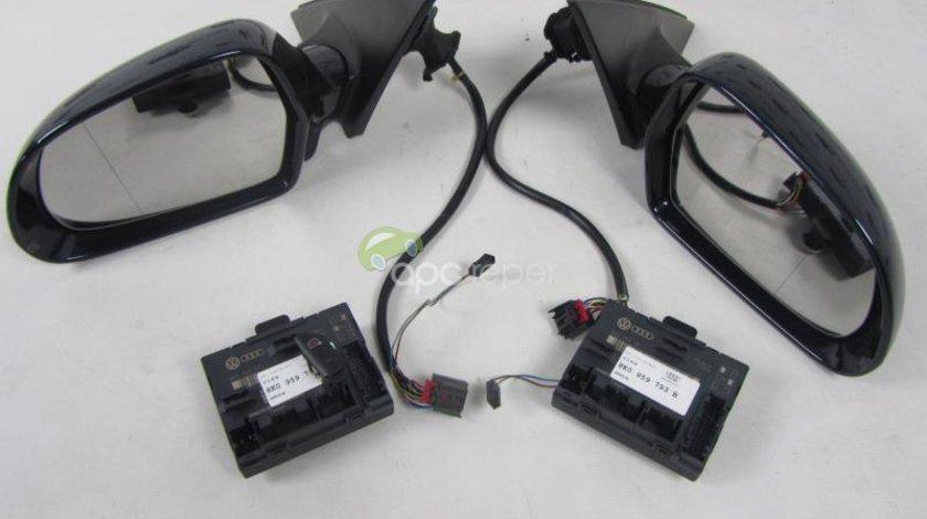 Oglinzi rabatabile electrice cu sidde assist Audi A4 8K 2009
