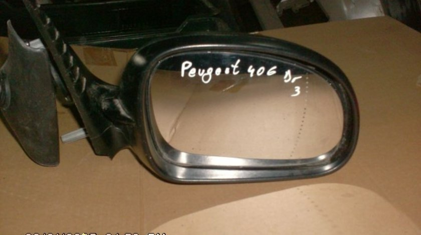 Oglinzi retrovizoare Peugeot 406
