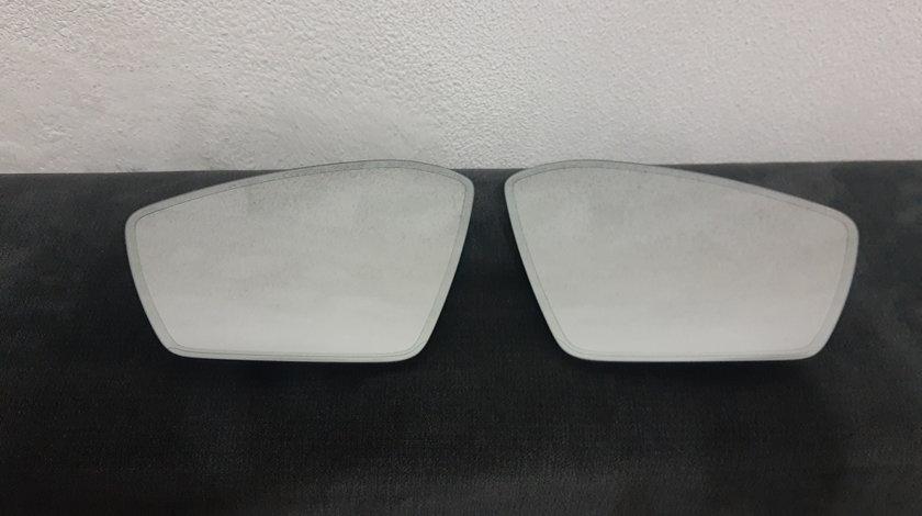 Oglinzi Skoda Superb OEM LH RH oglindă sticlă SET cu încălzire Dimmer din 2015-2020