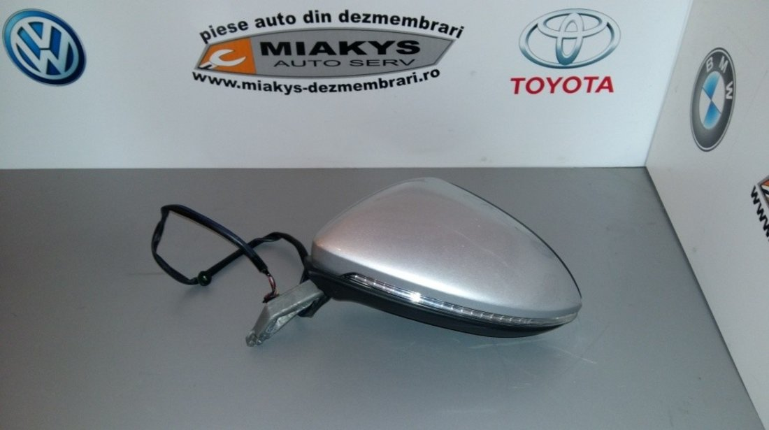 Oglinzi VW Golf 7 2013-2015.