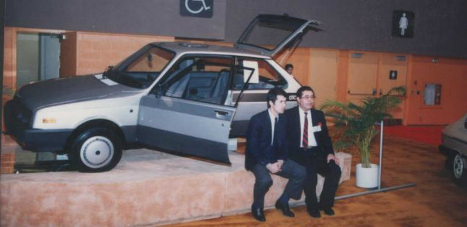 OLDA, masina romaneasca secreta ce trebuia sa cucereasca America