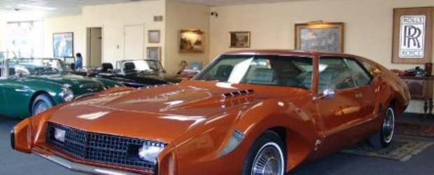 Oldsmobile Toronado 70-X sau cum arata o legenda vie