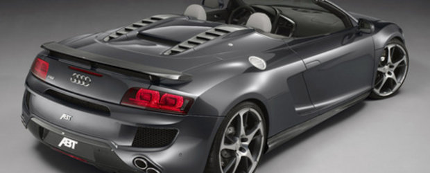 Only the sky is the limit: ABT R8 Spyder