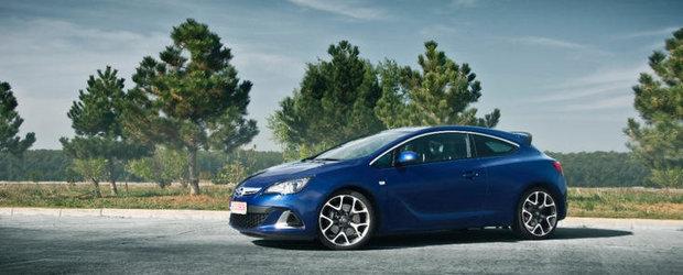 Opel a livrat in Romania primul exemplar Astra J OPC