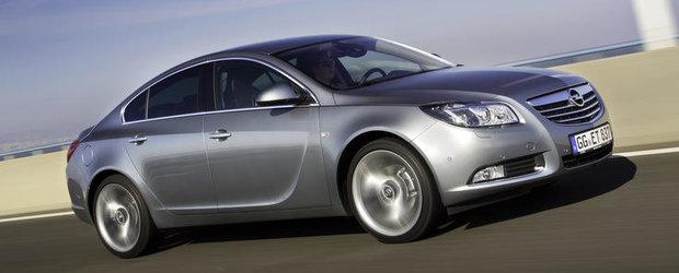 Opel a produs modelul Insignia cu numarul 500.000