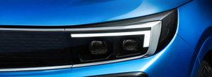 OPEL a publicat acum primele fotografii si informatii oficiale. Noua masina a nemtilor are 300 de CAI sub capota si 4x4 in standard!