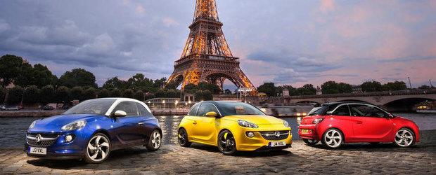 Opel ADAM implineste vise la Salonul Auto de la Paris