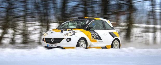 Opel Adam R2 concept debuteaza la Geneva