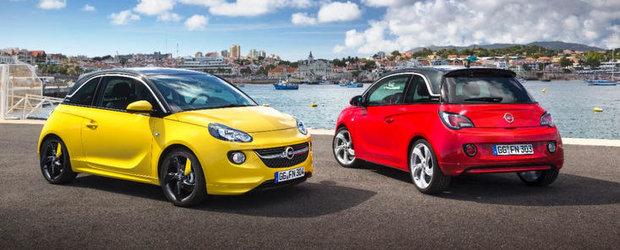 Opel ADAM - Totul despre noul model urban din Russelsheim