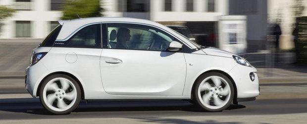 Opel Adam vine la Frankfurt in doua versiuni speciale