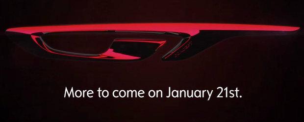 Opel aduce la Geneva un concept pe nume GT