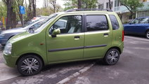 Opel Agila 1.2 16v ecotec euro4 5l/100km 2001