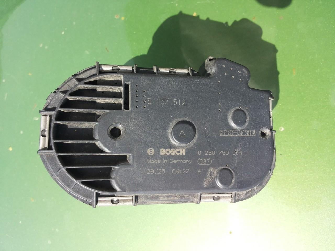 Opel Agila Clapeta acceleratie BOSCH 0280750044 pentru 1.2 16v tip motor z12xe
