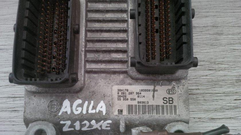 opel agila z12xe 55350550SB BOSCH 0261207964