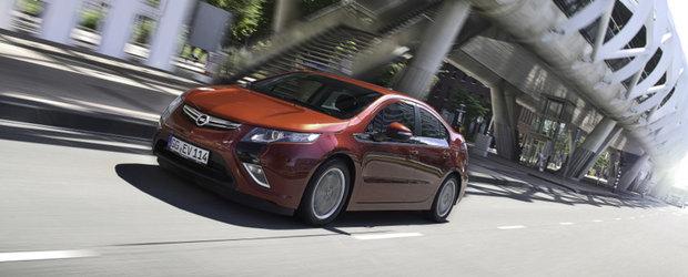 Opel Ampera castiga prestigiosul premiu international ECOBEST