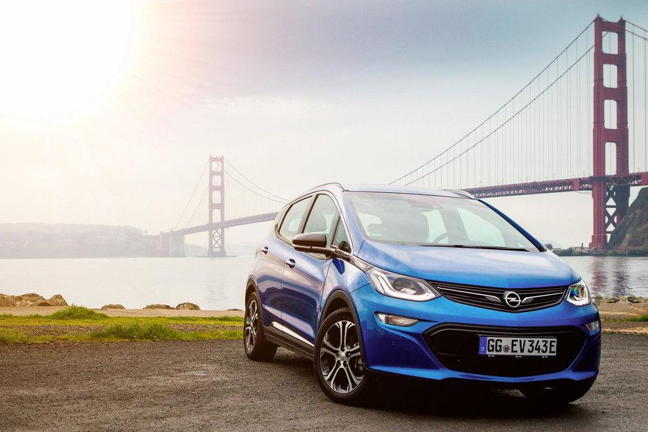 Opel Ampera-e - Poze Noi