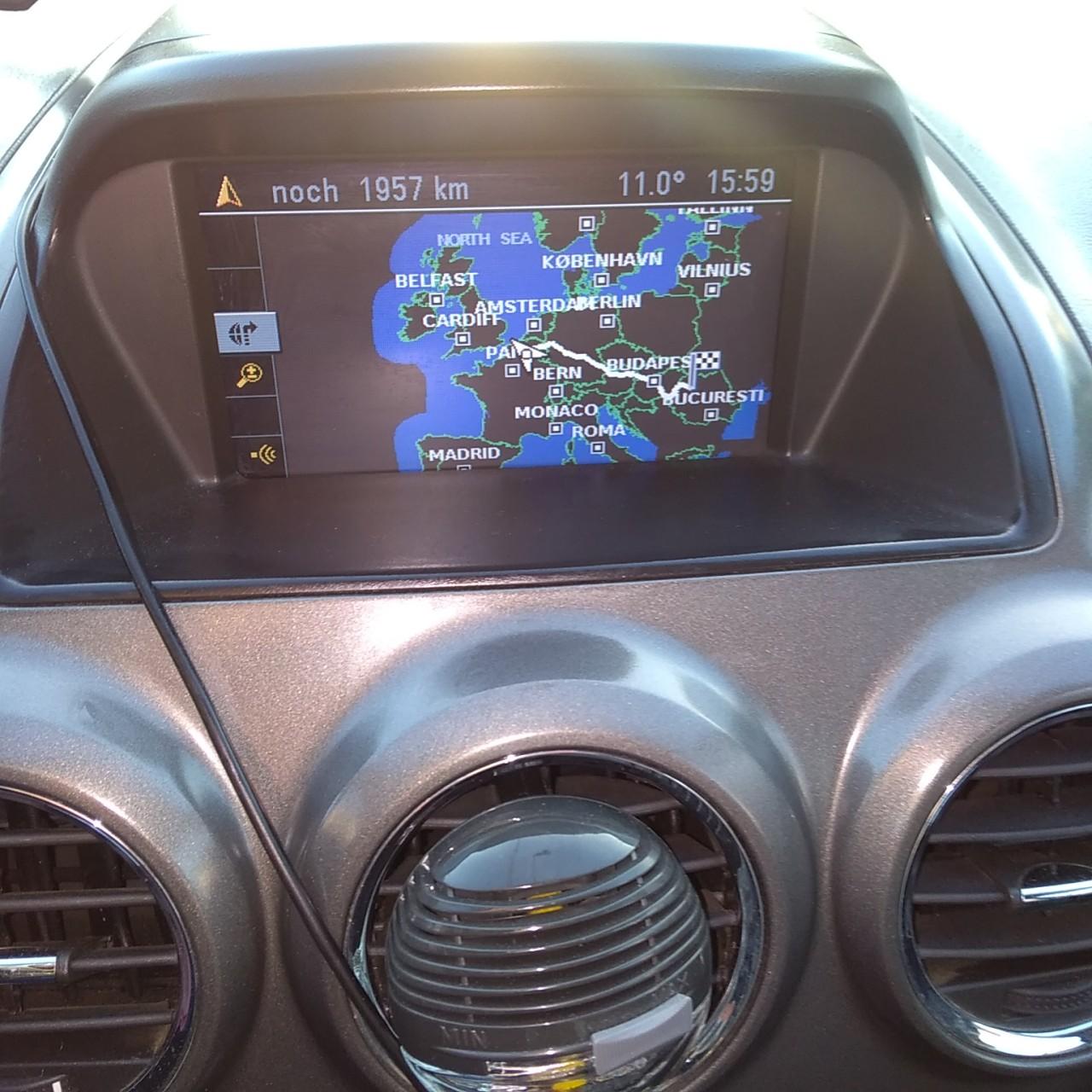Opel Antara 2.0 CDTI 2007