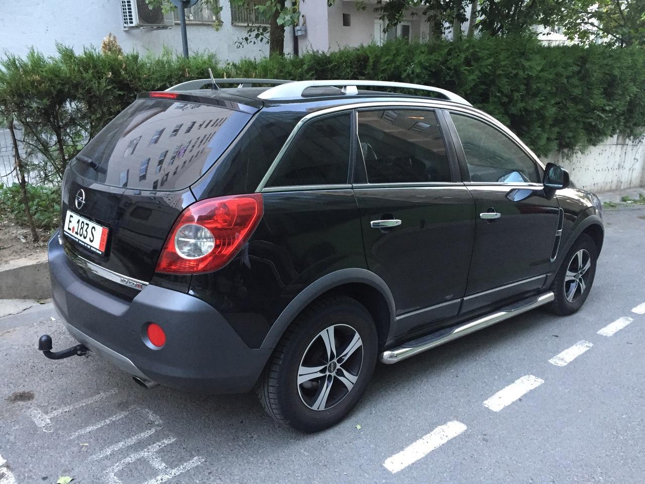 Opel Antara 2.0CDTI 2007
