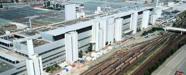 Opel ar putea scurta programul de lucru la uzinele Ruesselsheim si Kaiserslautern