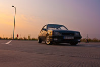 Opel Ascona Tuning