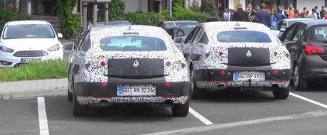 Opel ascunde noul Insignia sub logo-ul celor de la Renault